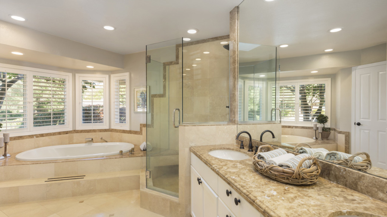 Make your new bathroom remodel beautiful and functional!