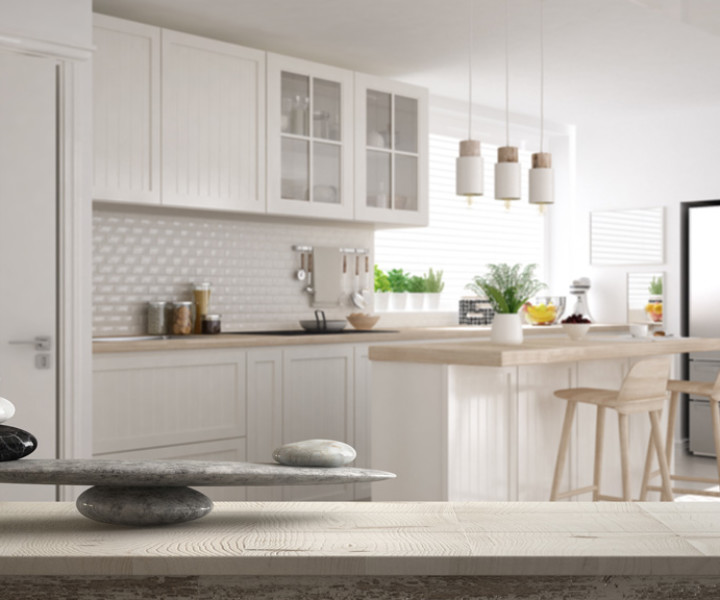 Feng-Shui makes perfect sense for your kitchen!