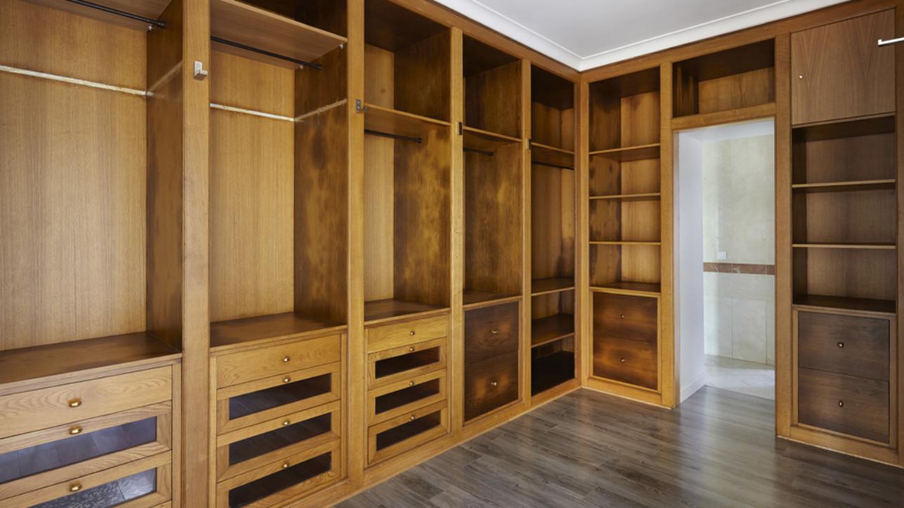 Designing the perfect walk-in closet!