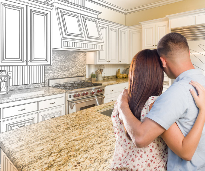 Homework Remodels can help you plan your dream kitchen remodel!