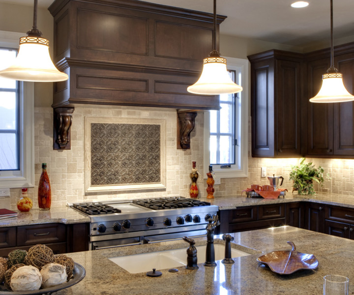 Custom Kitchen Lighting in Phoenix Homeworks Remodel