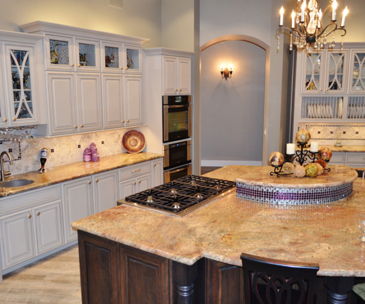 Kitchen designed for functionality by Homework Remodels, Gilbert, Arizona