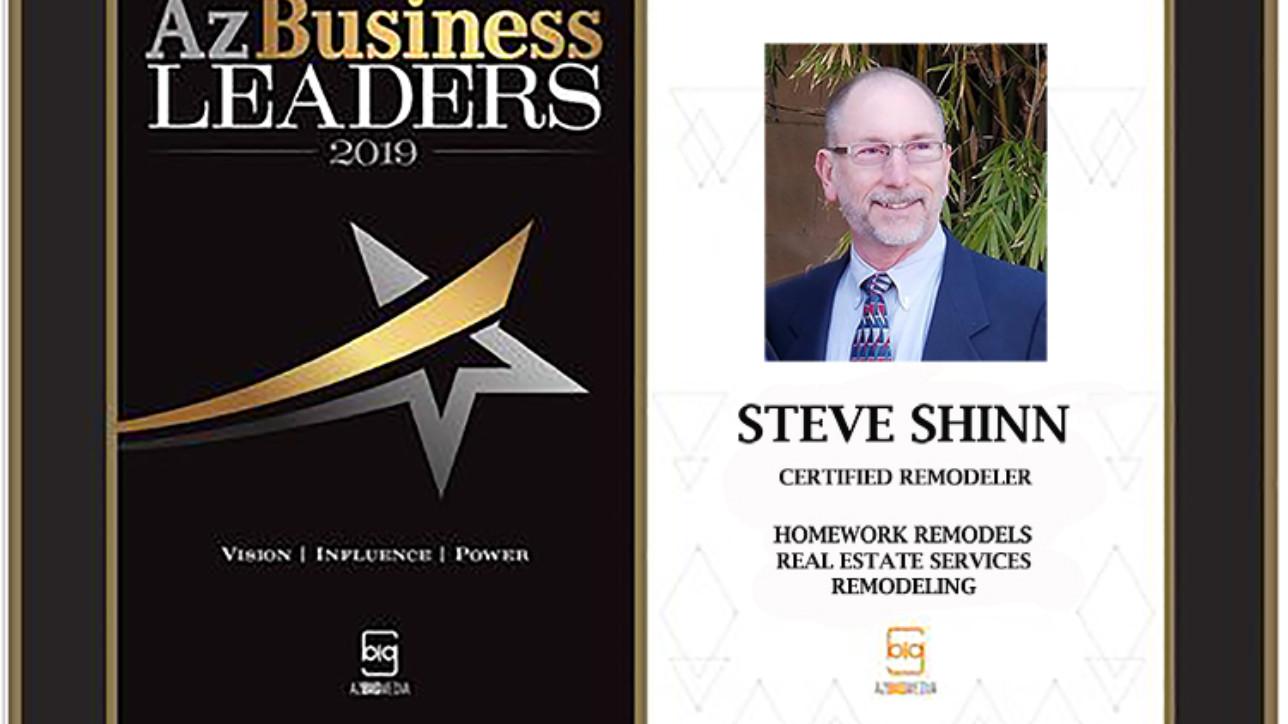 Steve Shinn named 2019 AZ Business Leader