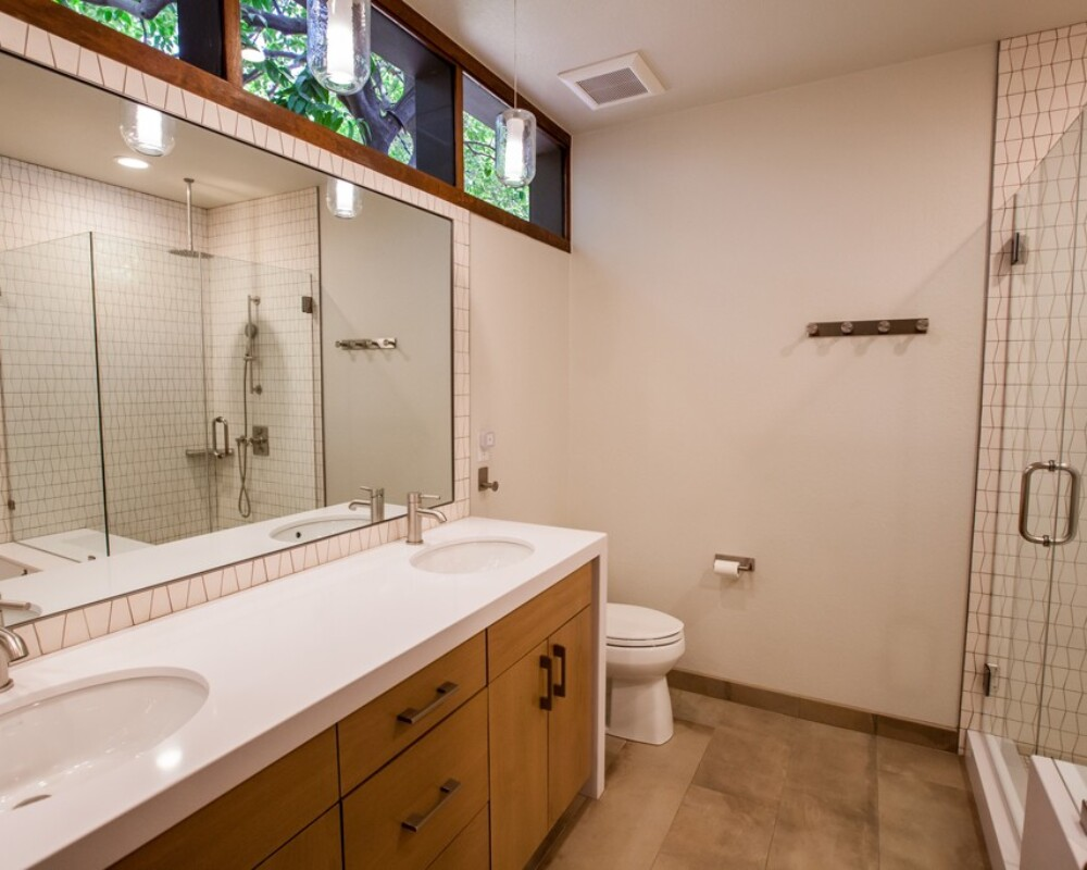 Simple Sophistication Bathroom Remodel