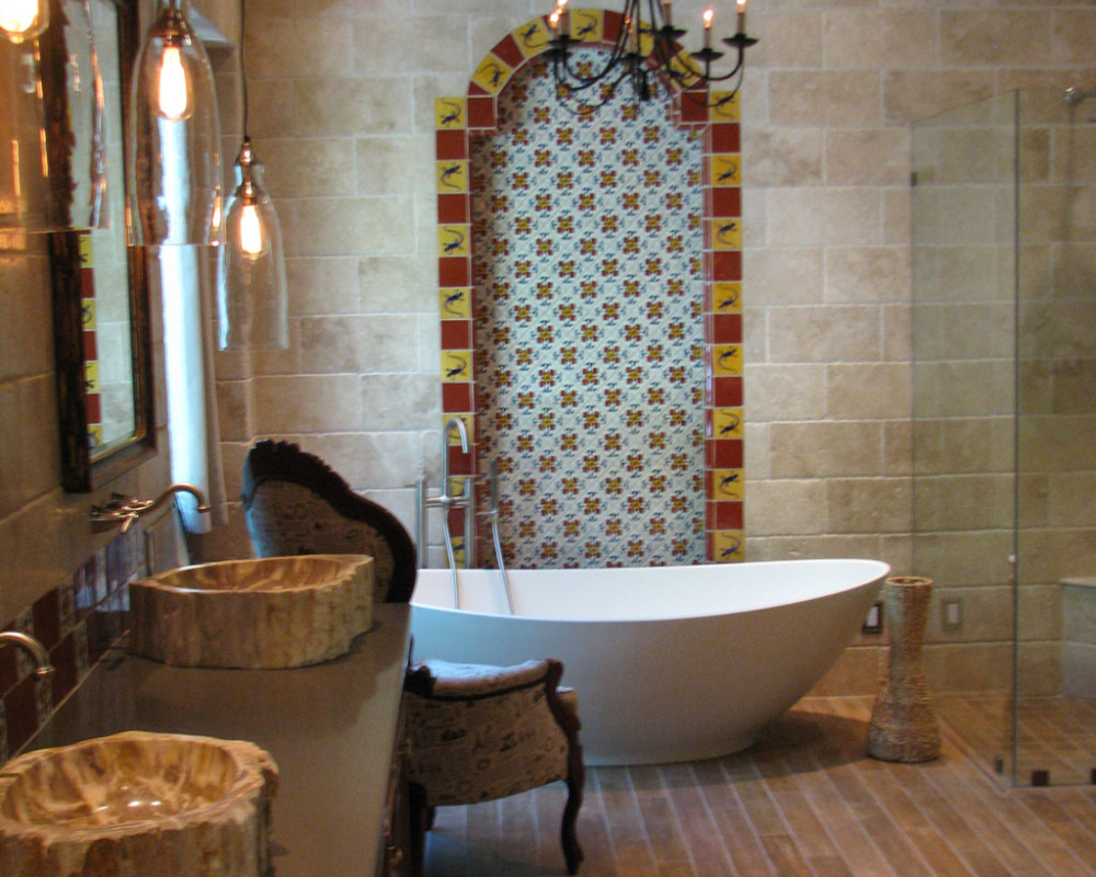 Award Winning Historic Master Bath Makeover