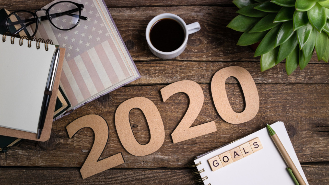 New Year, New Goals for your home!